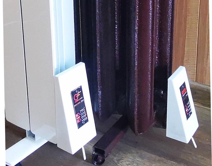 Электрорадиатор для электроотопления дома